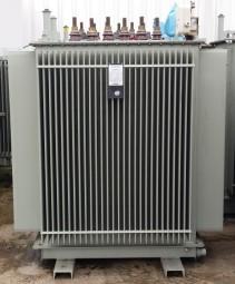 1000 kVA, 20/0,27/0,27 kV +-2 x 2,5 %, Hermetik, neuwertig