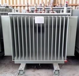 250 kVA, 10/0,4 kV +7,5/+5/+2,5/0/-2,5 %, Hermetik
