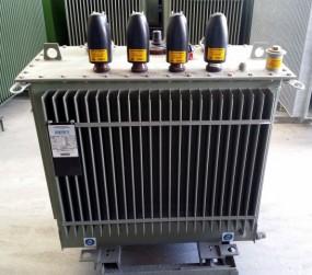 250 kVA, 11/0,4 kV +-4 %, Hermetik