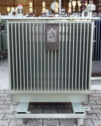 400 kVA, 20/0,4 kV +-4 %, Hermetik