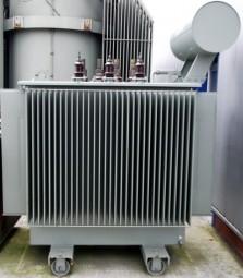 1600 kVA, 10/0,4 kV +-4 %, Ausdehner